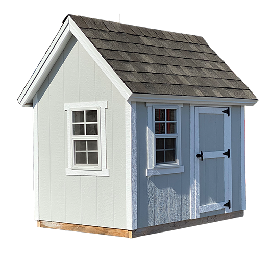 Junior Basic small playhouse 4X6